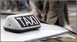 servizio taxi per matrimoni