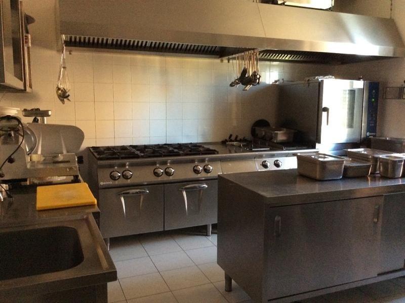 cucina casa di riposo