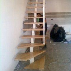 scala gradini in legno