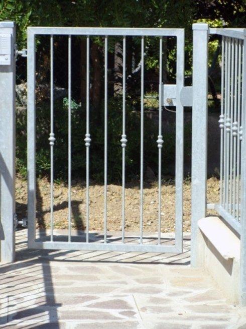 cancello giardino