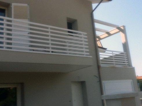 Ringhiere e parapetto - Poggio Torriana - Rimini - A.B.Metal - Balconi