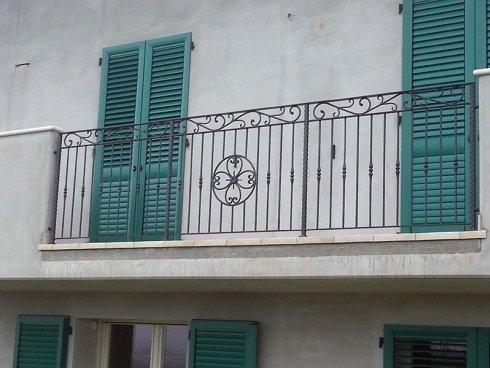 recinzioni ferro battuto