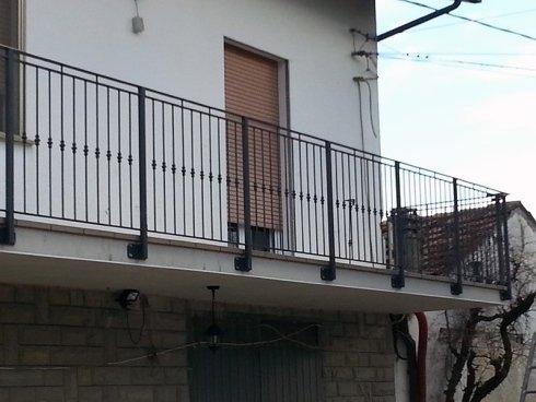 recinzione terrazzo