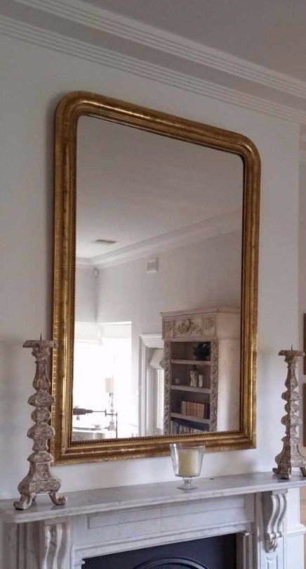 large heavy mirror hanging Melbourne