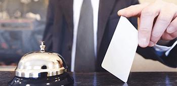 Security Receptionist & Concierge Services
