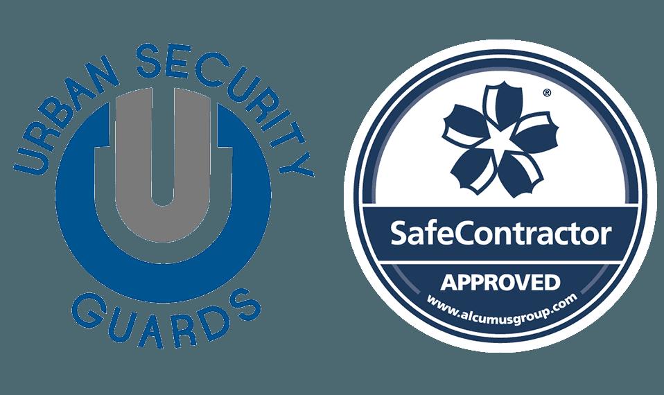 urban security guards logo