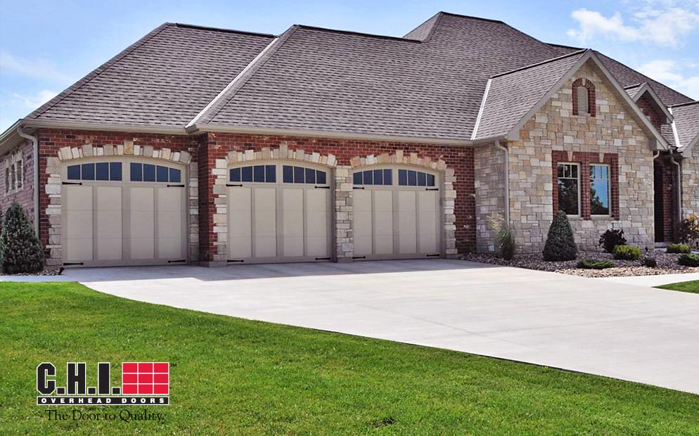 Garage doors and openers in Hinesville, GA