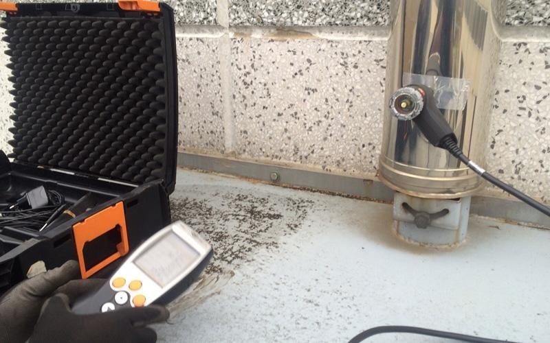 Assistenza caldaie a biomassa