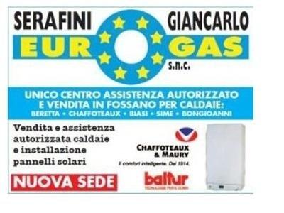 eurogas promozioni caldaia