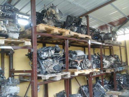 vendita al dettaglio di motori usati