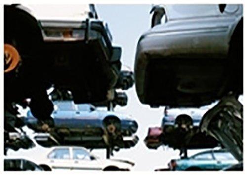 Automobili in rottamazione