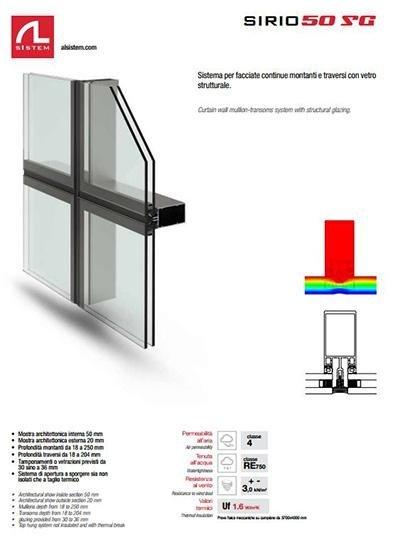 alta tecnologia vetri infissi