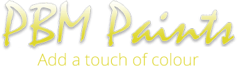 PBM Paints logo