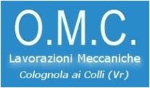 O.M.C. LAVORAZIONI MECCANICHE - LOGO