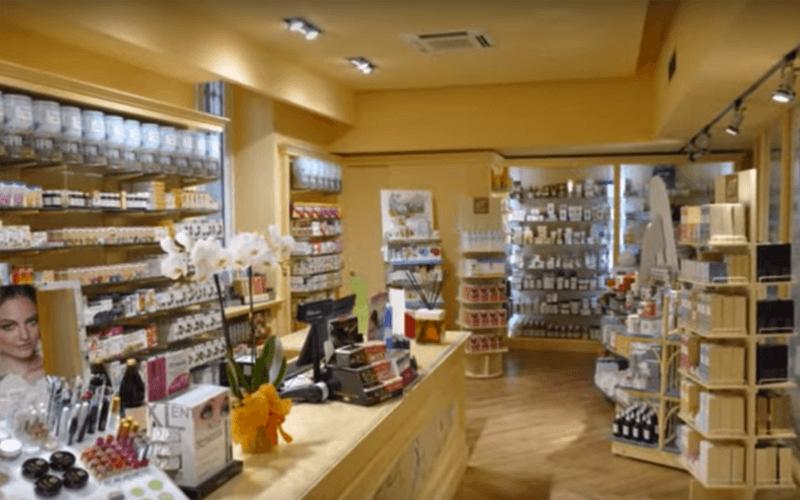 prodotti erboristeria