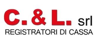 REGISTRATORI DI CASSA C. e L. - LOGO
