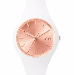 ice chic white rose gold small