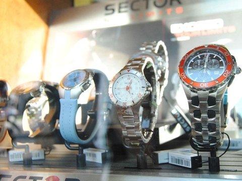negozio orologi
