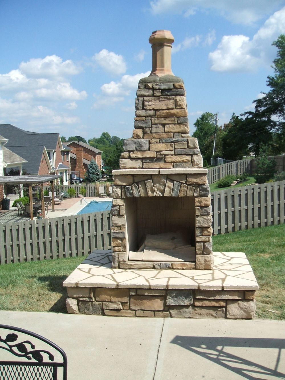 cultured stone installation instructions