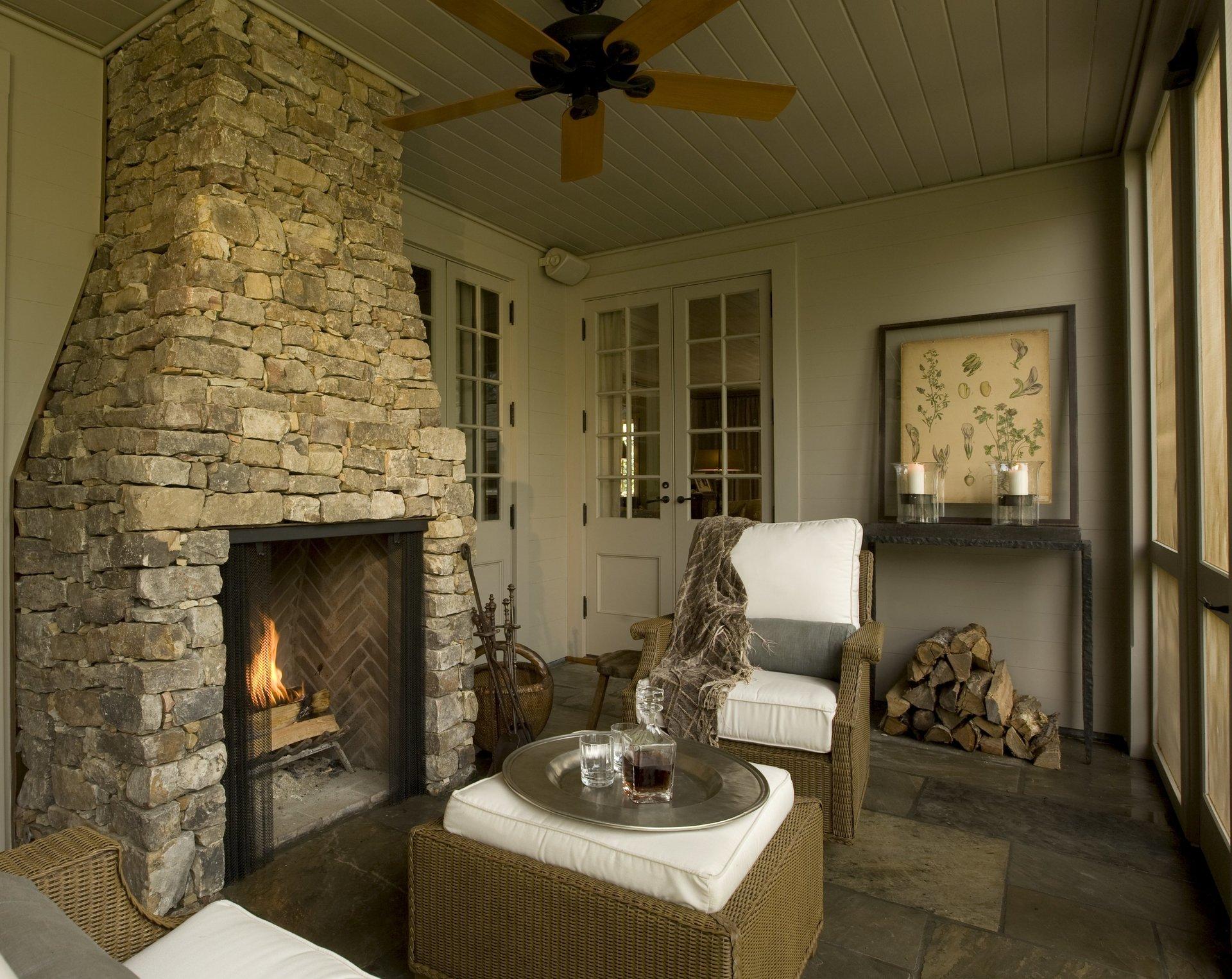 firerock fireplace kits