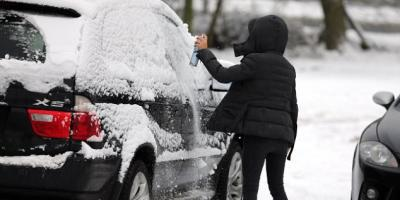 The Best Car De-Icing Tips to Get You Through The Winter From Western Hills Builders Supply