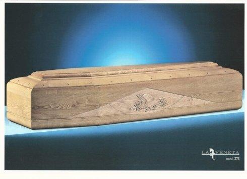 bara con disegno triangolare nel laterale
