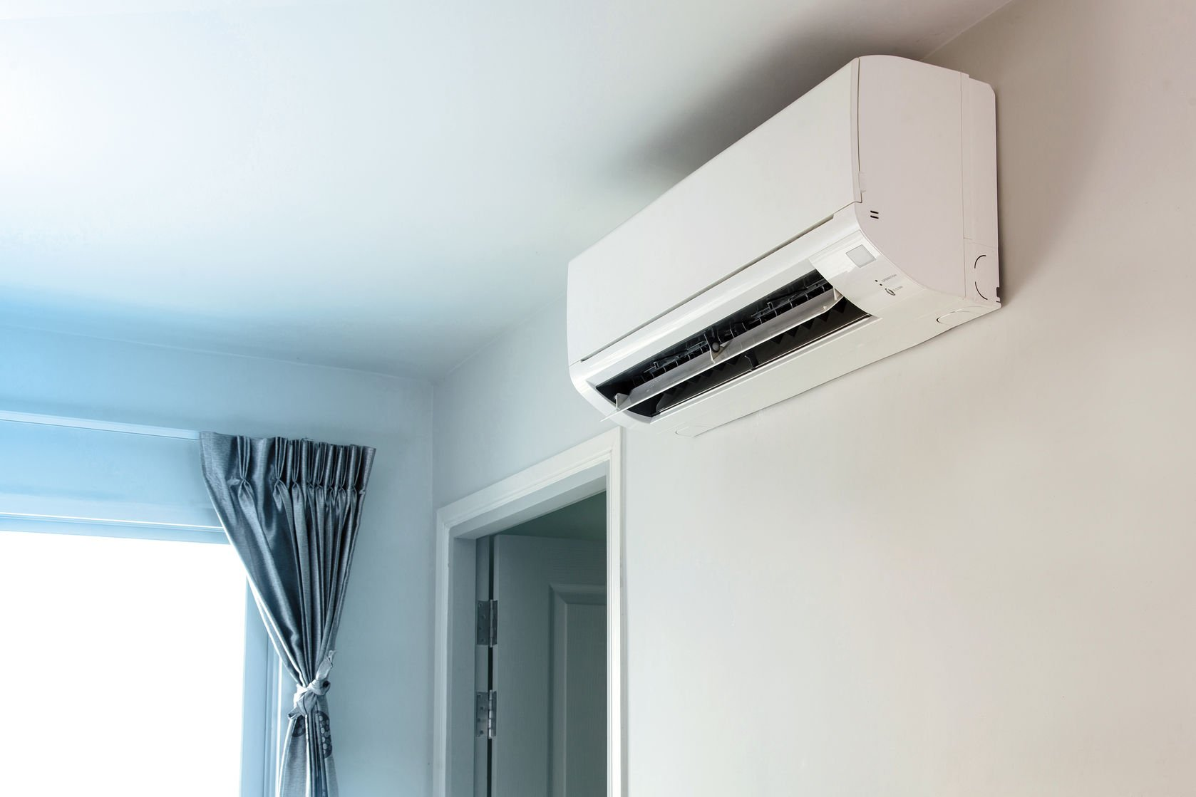 Modern Air Conditioning Installation in Southport