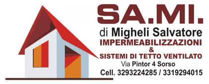 SA.MI. IMPERMEABILIZZAZIONI – Logo