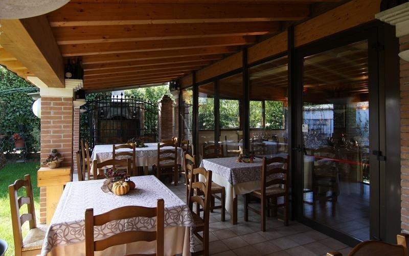 Ristorante con veranda Vicenza