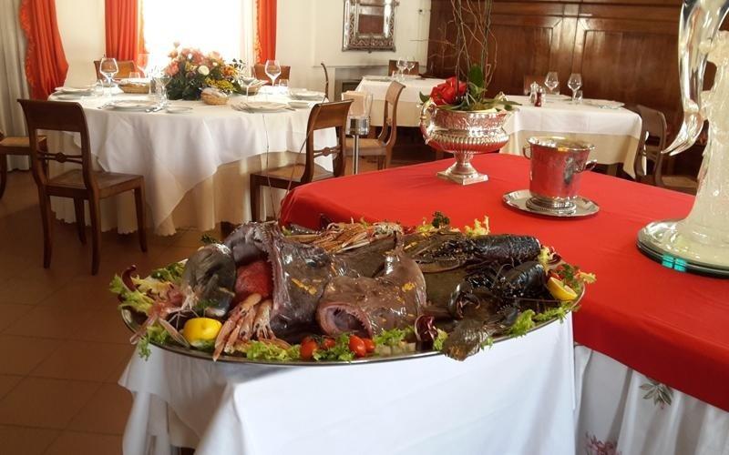 Cucina di pesce Vicenza