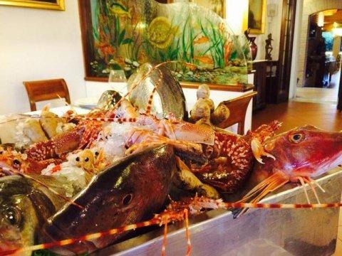 Cucina di mare - Vicenza - Ristorante Storione