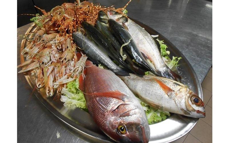 Cucina pesce fresco