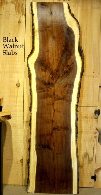 Black Walnut wood slab - Guelph