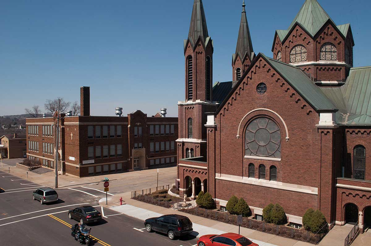 Downtown Wausau Churches