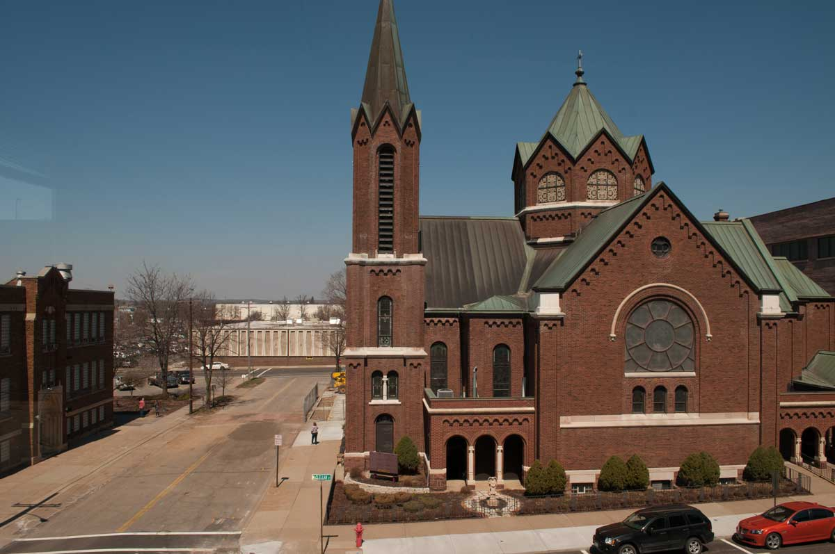 There are several churches located downtown Wausau within walking distance of CitySqaure from a variety of denominations.