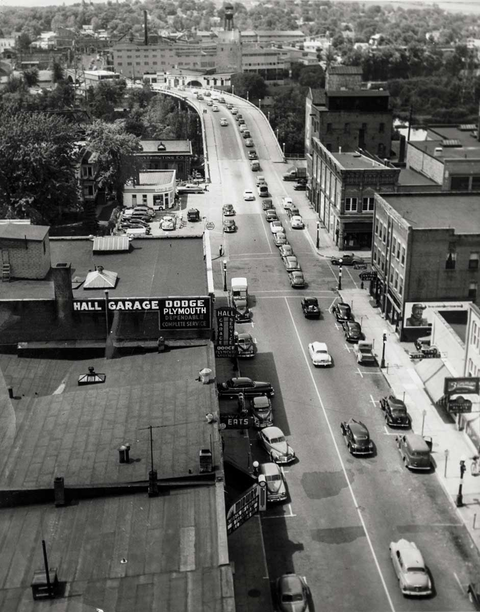 Historic Downtown Wausau