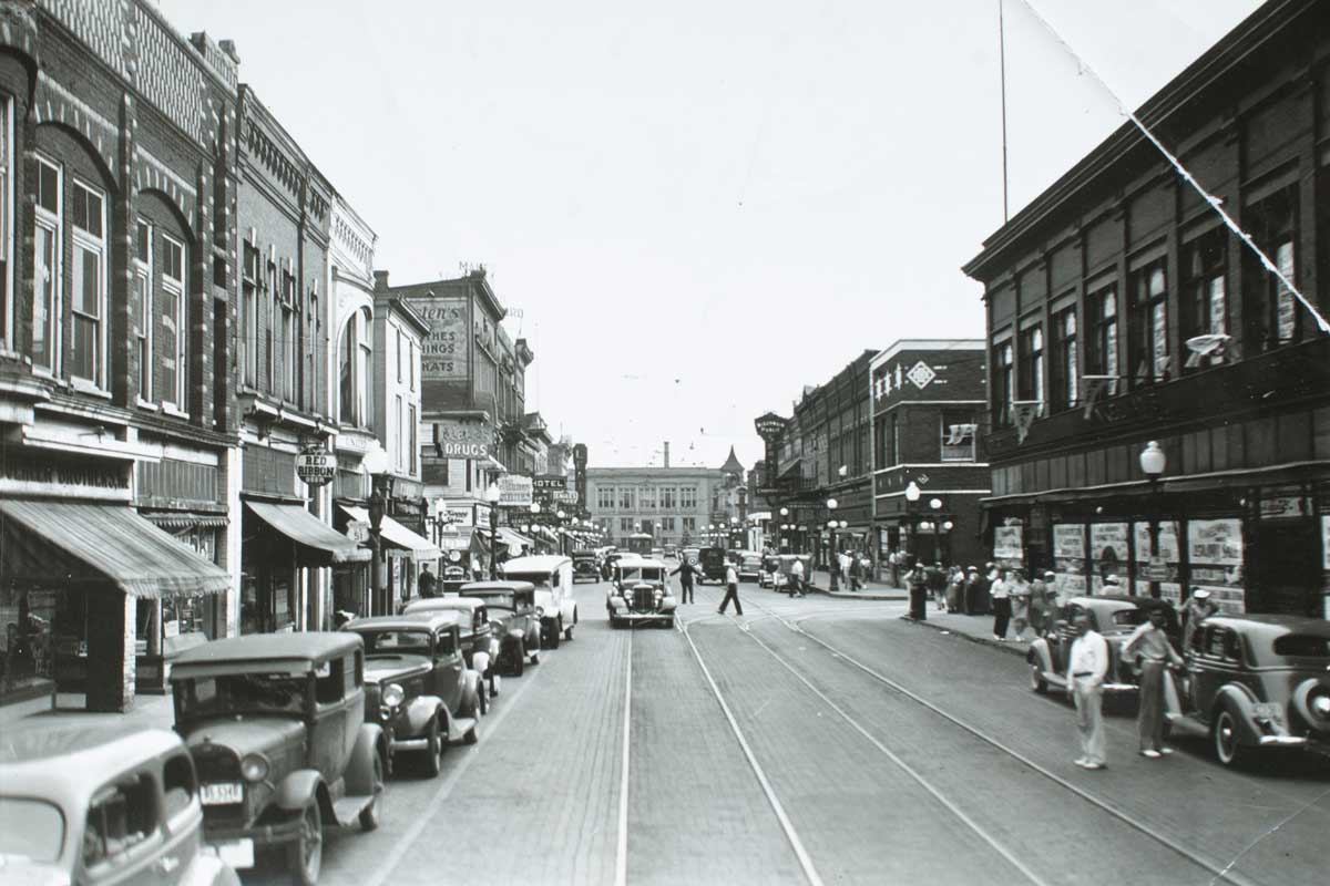 Historic Downtown Wausau