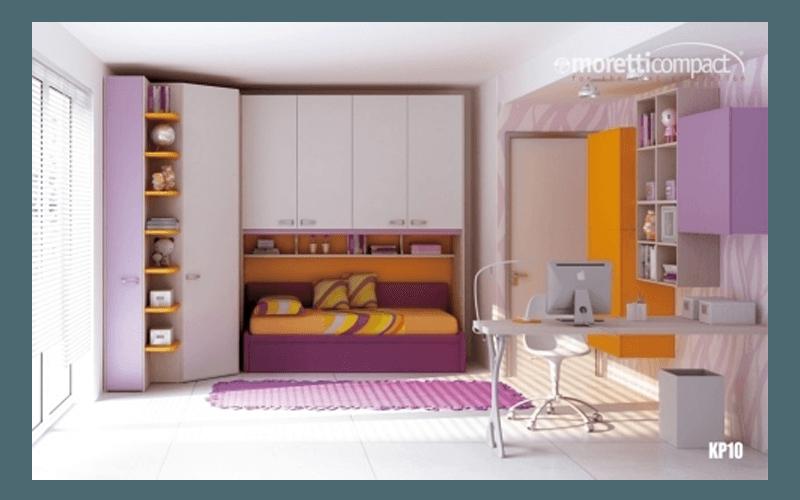 Vendita camere ragazzi - Calolziocorte - Lecco - Motta Mobili