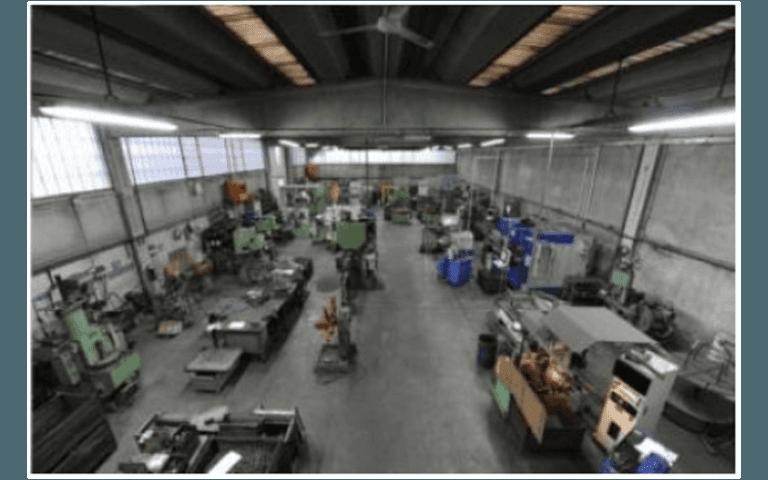 Stabilimento industriale per molle