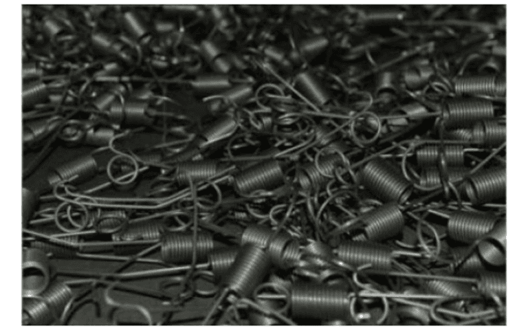 Produzione industriale di molle