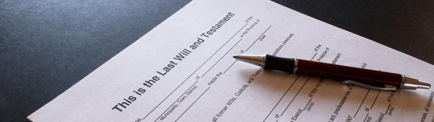 wills, probates, trusts