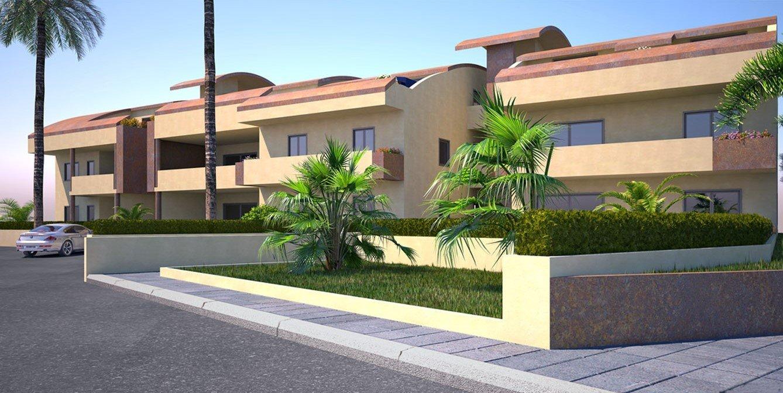 edifici residenziali di lusso