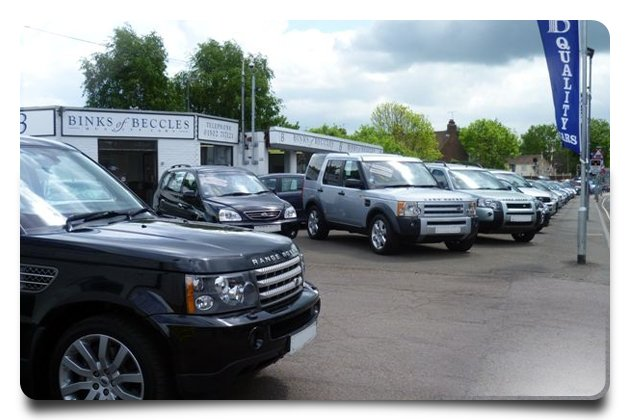 Toft Monks Car Sales