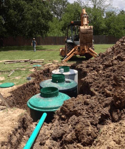 Septic tank cleaning in Kerbyville