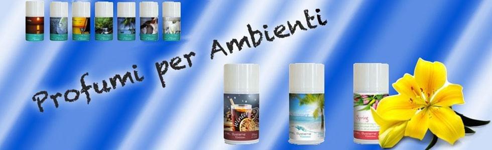 Deodoranti per ambienti Arezzo