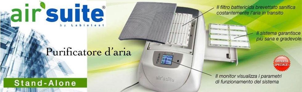 aria pulita per la casa