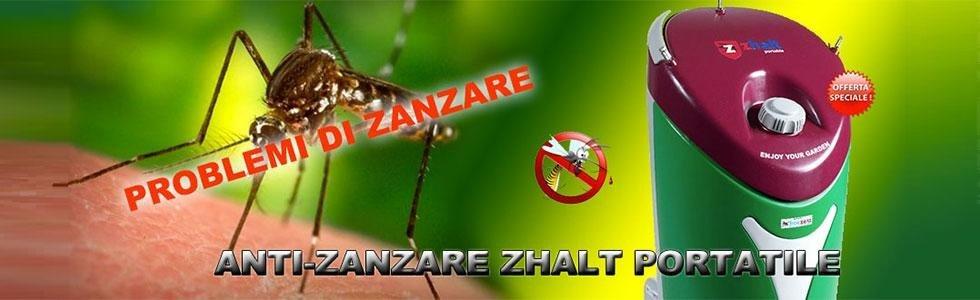 disinfestazioni da zanzare