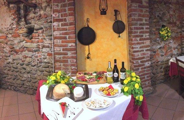 buffet gastronomico