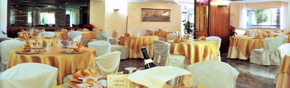 hotel ristorante bianco