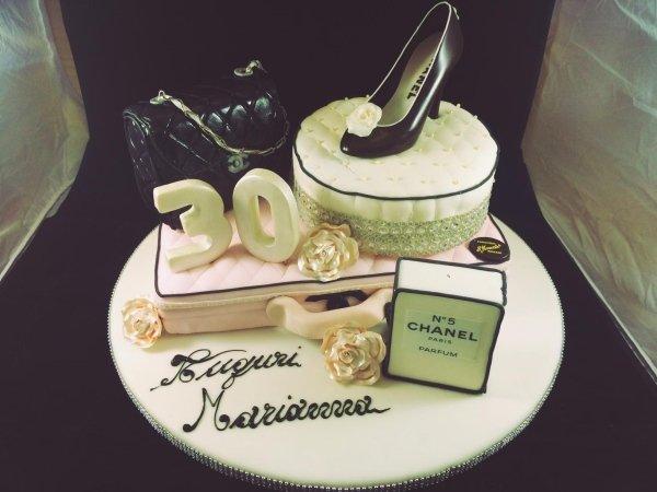 torta chanel
